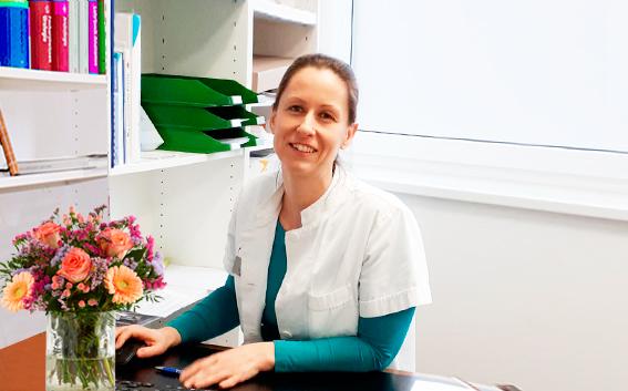 Dr. med. Katrin Spiess Urologin in Waldkirch