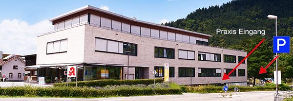Dr. Klünsch Anfahrt Waldkirch
